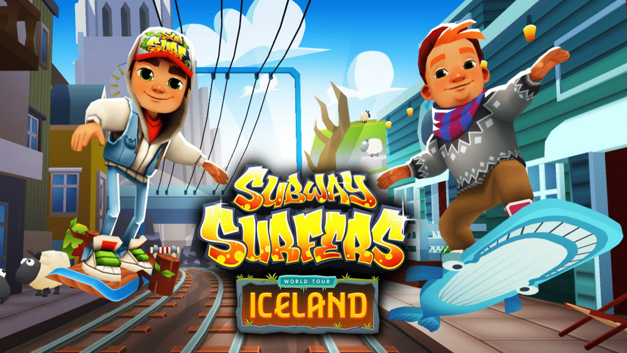 Download Subway Surfers APK for iOS/Android 8