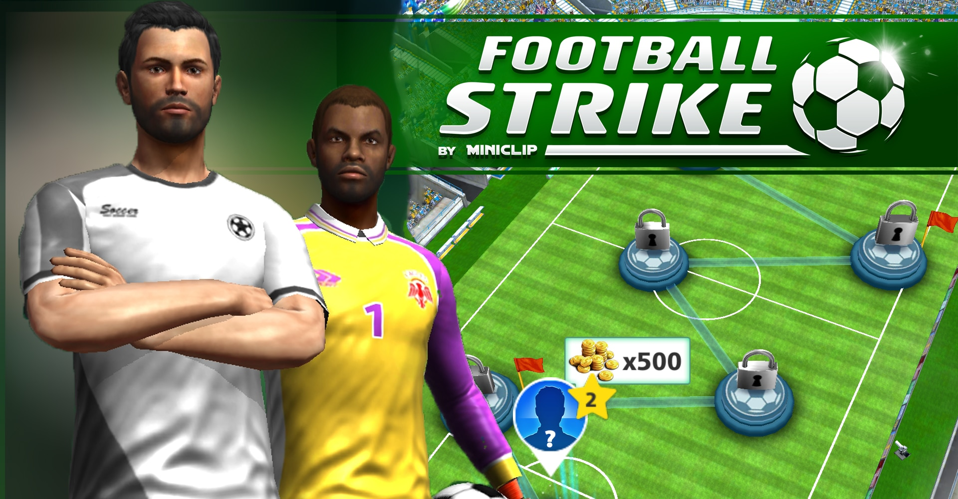 Download FOOTBALL STRIKE APK - For Android/iOS 10