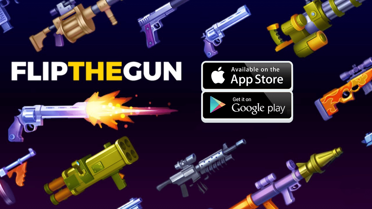 Download Flip The Gun - Simulator Game MOD APK for Android/iOS 8