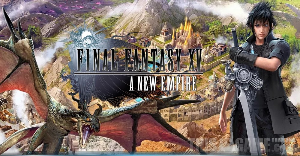Download Final Fantasy XV: A New Empire APK for iOS/Android 6
