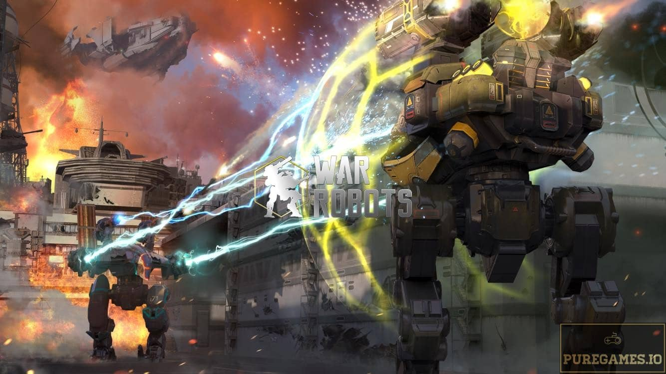 Download War Robots APK for Android/iOS 12