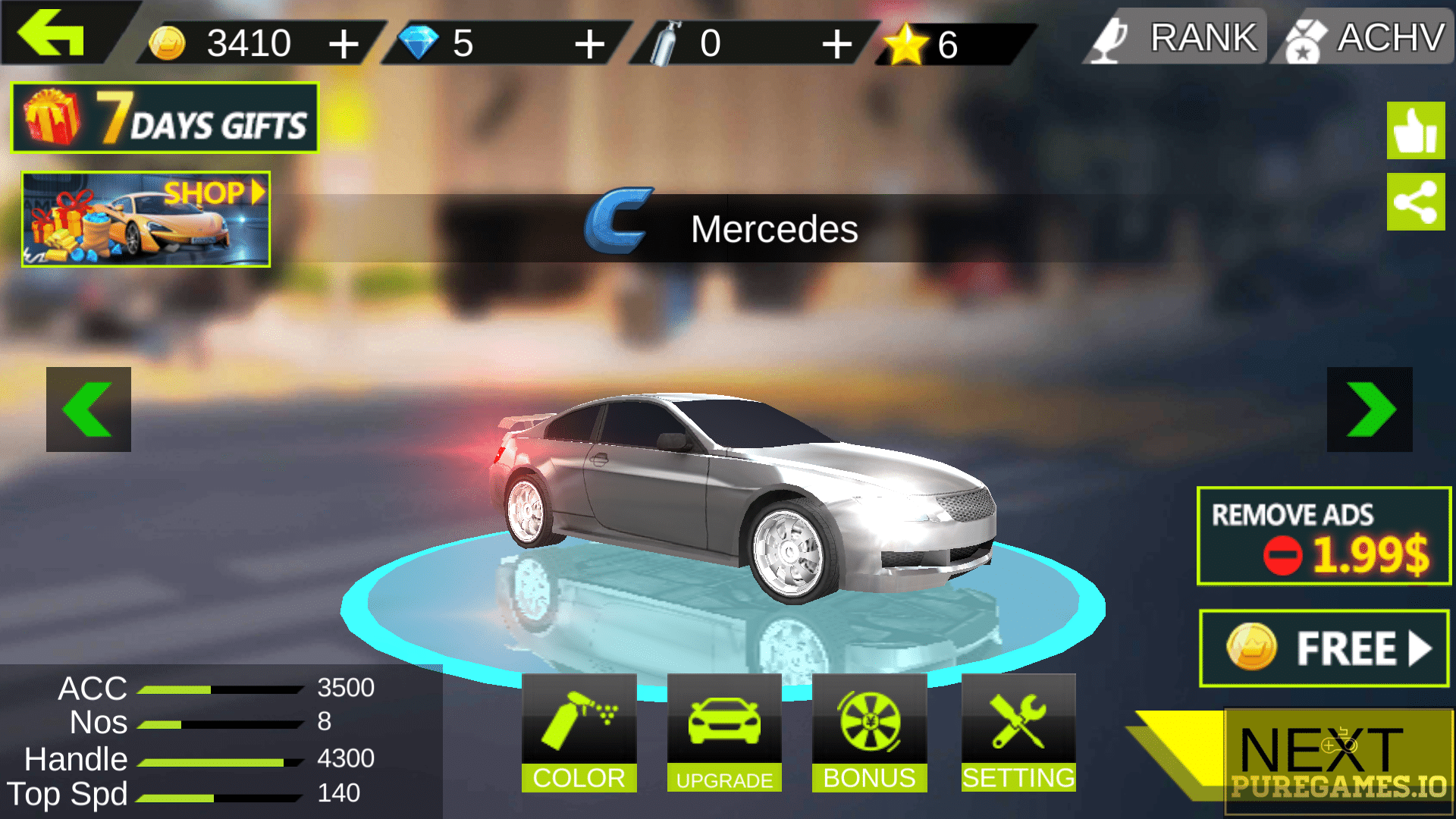 Download Real City Drift Racing Driving APK for Android/iOS 2