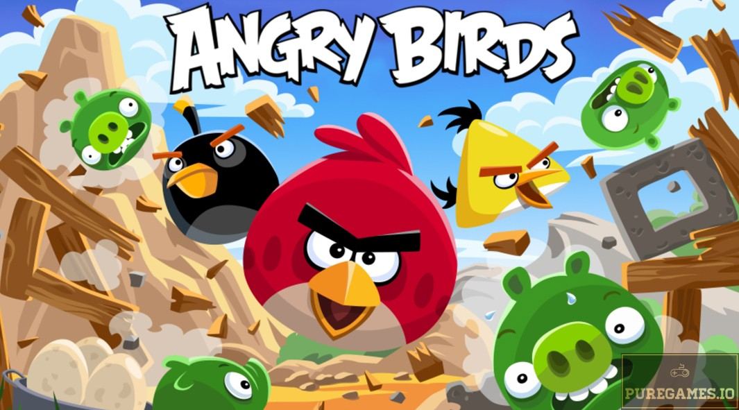 Download Angry Birds APK - For Android/iOS 2