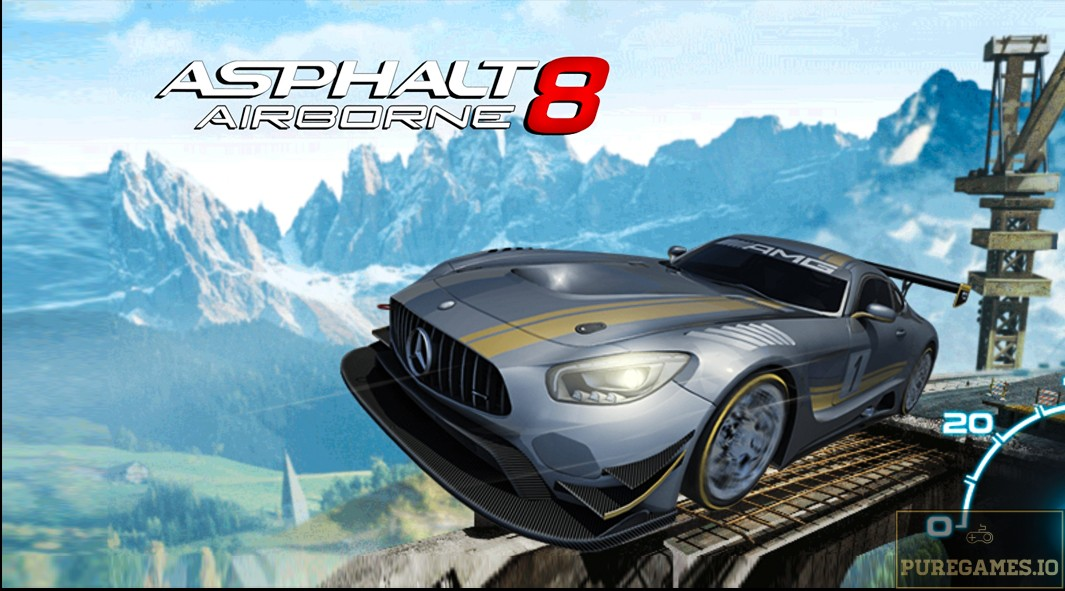 Download Asphalt 8: Airborne APK - For Android/iOS 12
