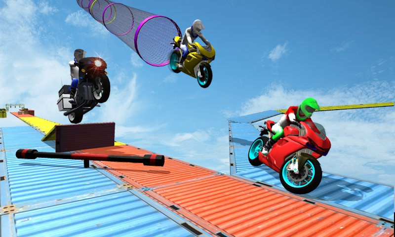 Download Impossible Moto Bike BMX Tracks Stunt APK for Android 5