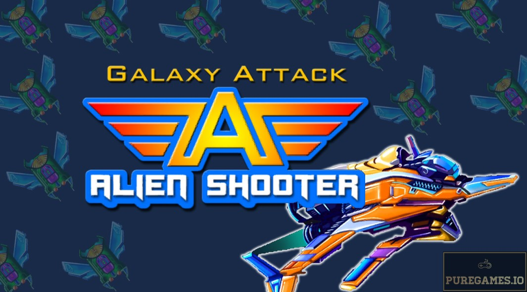 Download Galaxy Attack : Alien Shooter APK - For Android/iOS 5