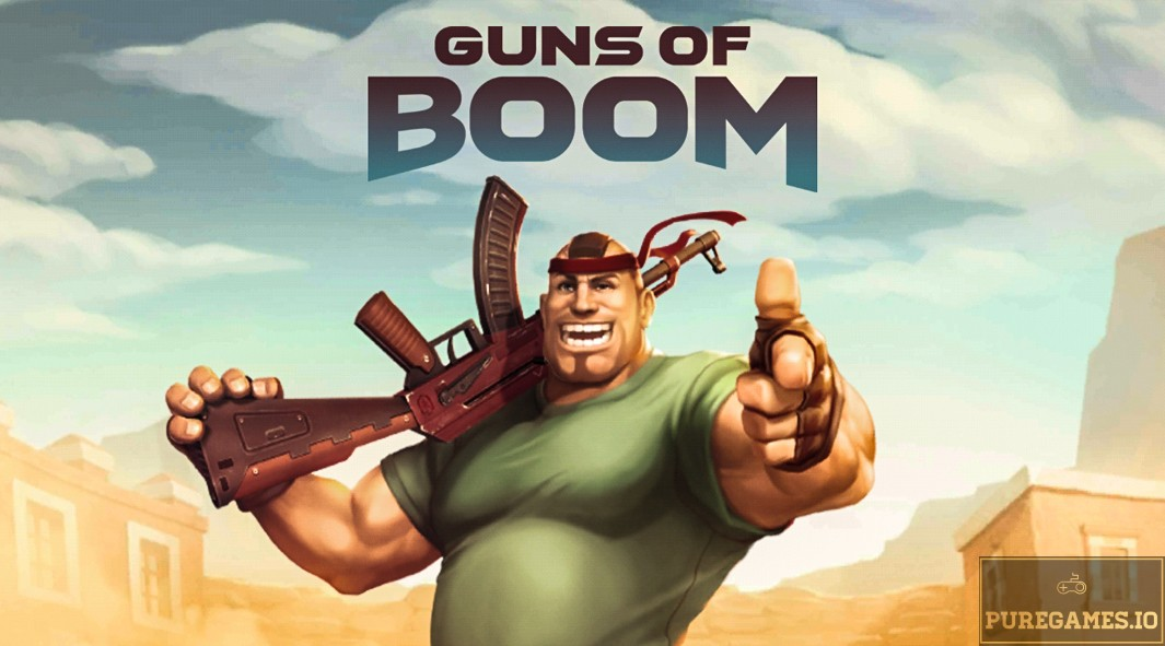 Download Guns of Boom APK - For Android/iOS 5