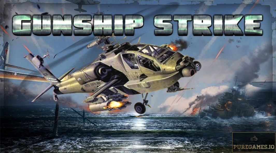 Download Gunship Strike 3D APK - For Android/iOS 8