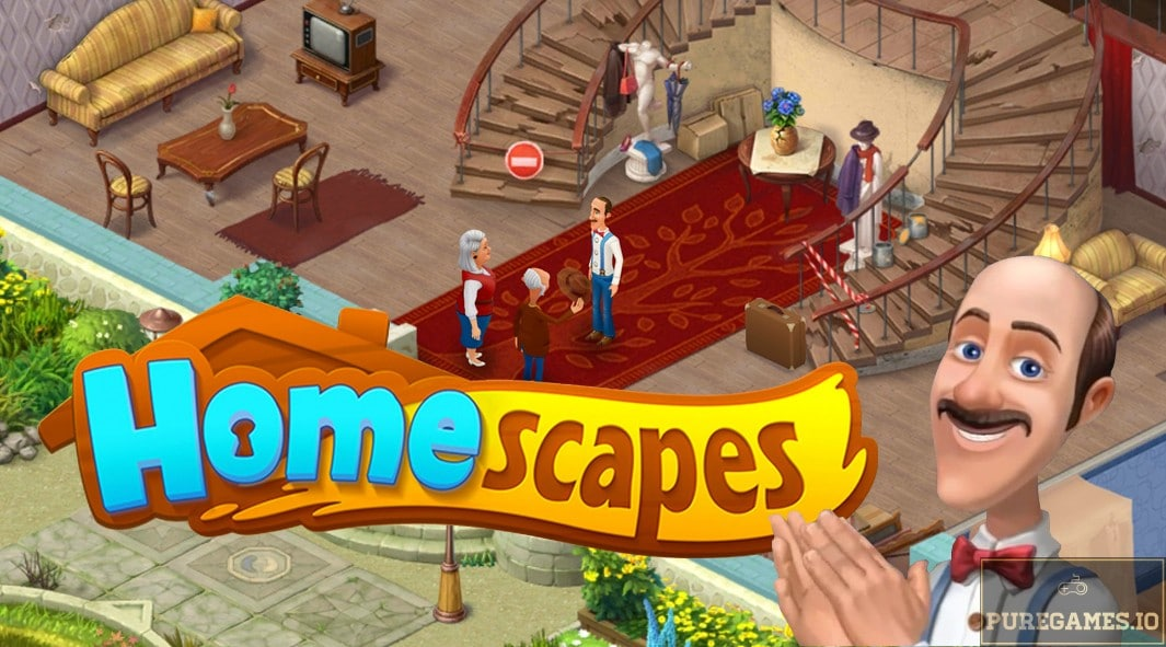 Download Homescapes APK - For Android/iOS 10