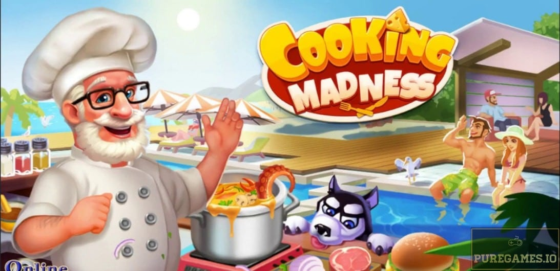 Download Cooking Madness - A Chef's Restaurant Games APK for Android/iOS 2