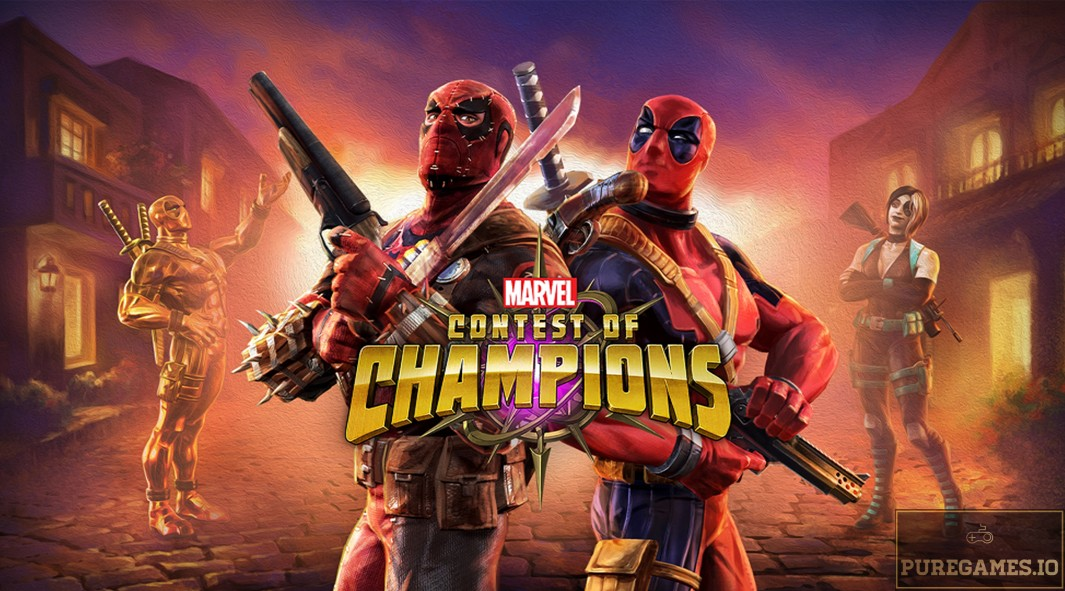 Download MARVEL Contest of Champions APK - For Android/iOS 6