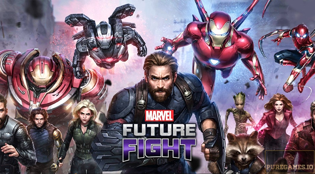 Play Marvel Future Fight APK Mobile 13