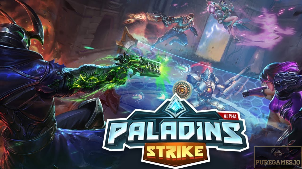 Download Paladins Strike APK for Android/iOS 9