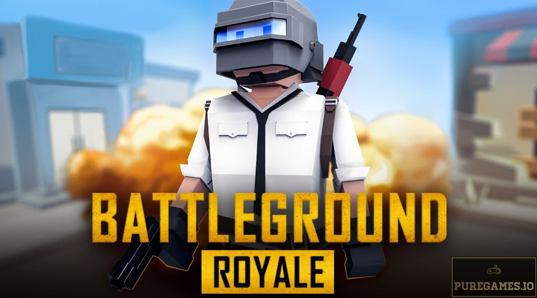 Download Pixel's Unknown Battle Ground Royale APK - For Android/iOS 16