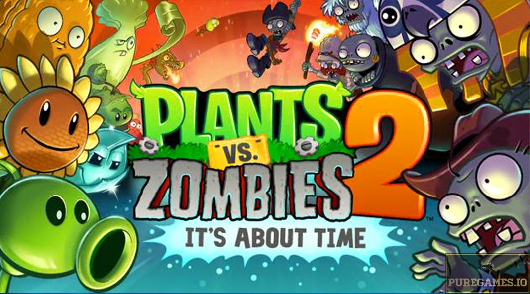 Download Plants Vs Zombies 2 APK - For Android/iOS 6