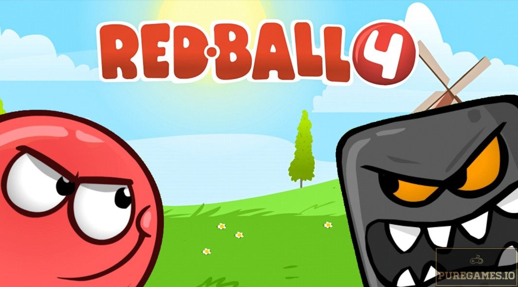 Download Red Ball 4 APK - For Android/iOS 3