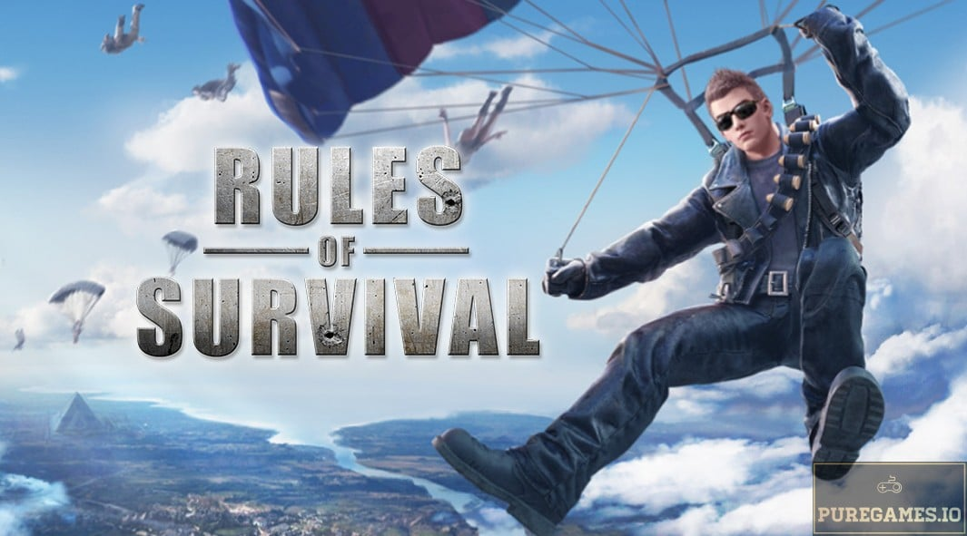 Download Rules of Survival - Battle Royale Game APK - For Android/iOS 9