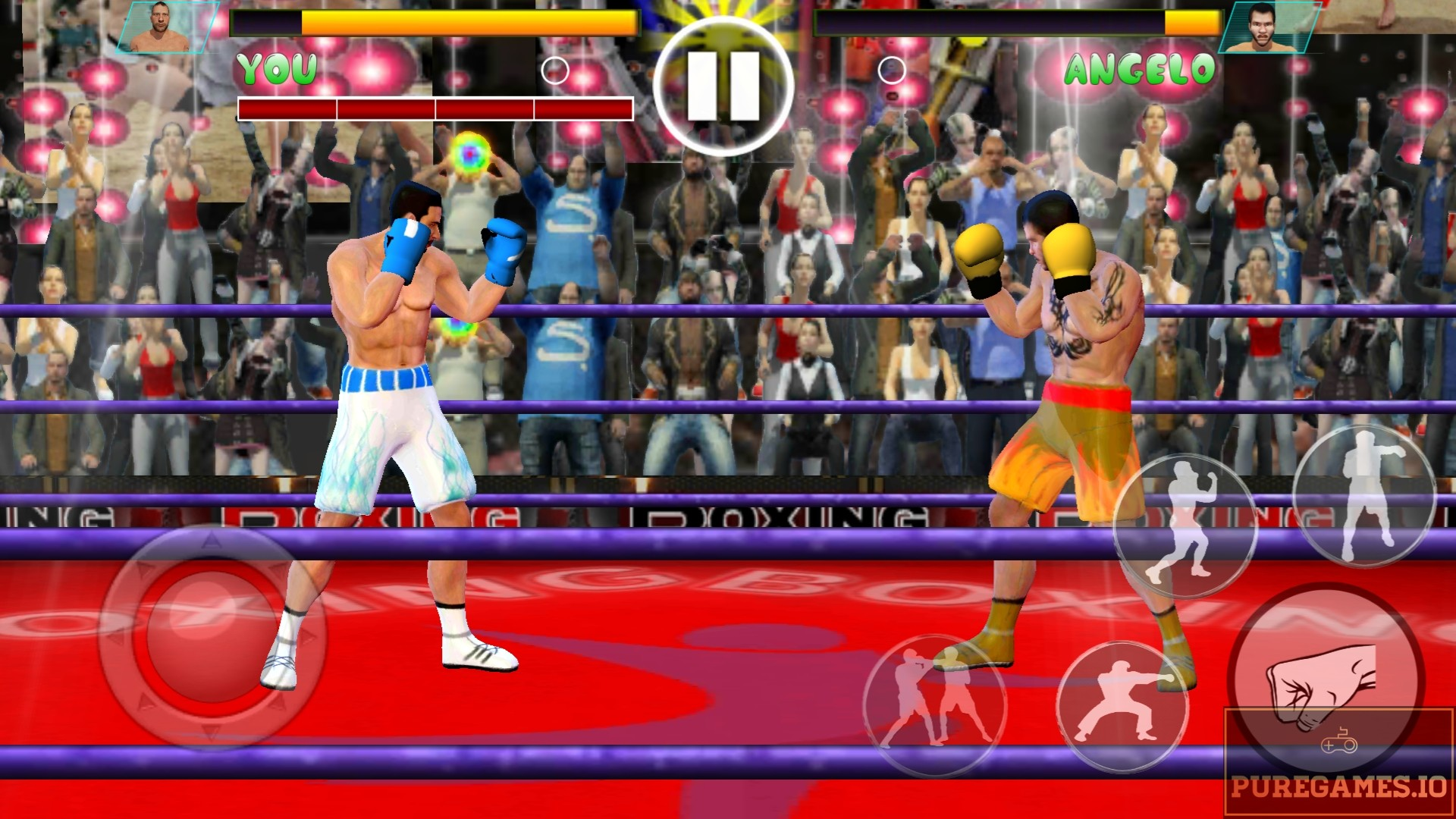 Download Ninja Punch Boxing Warrior: Kung Fu Karate Fighter APK - For Android 14