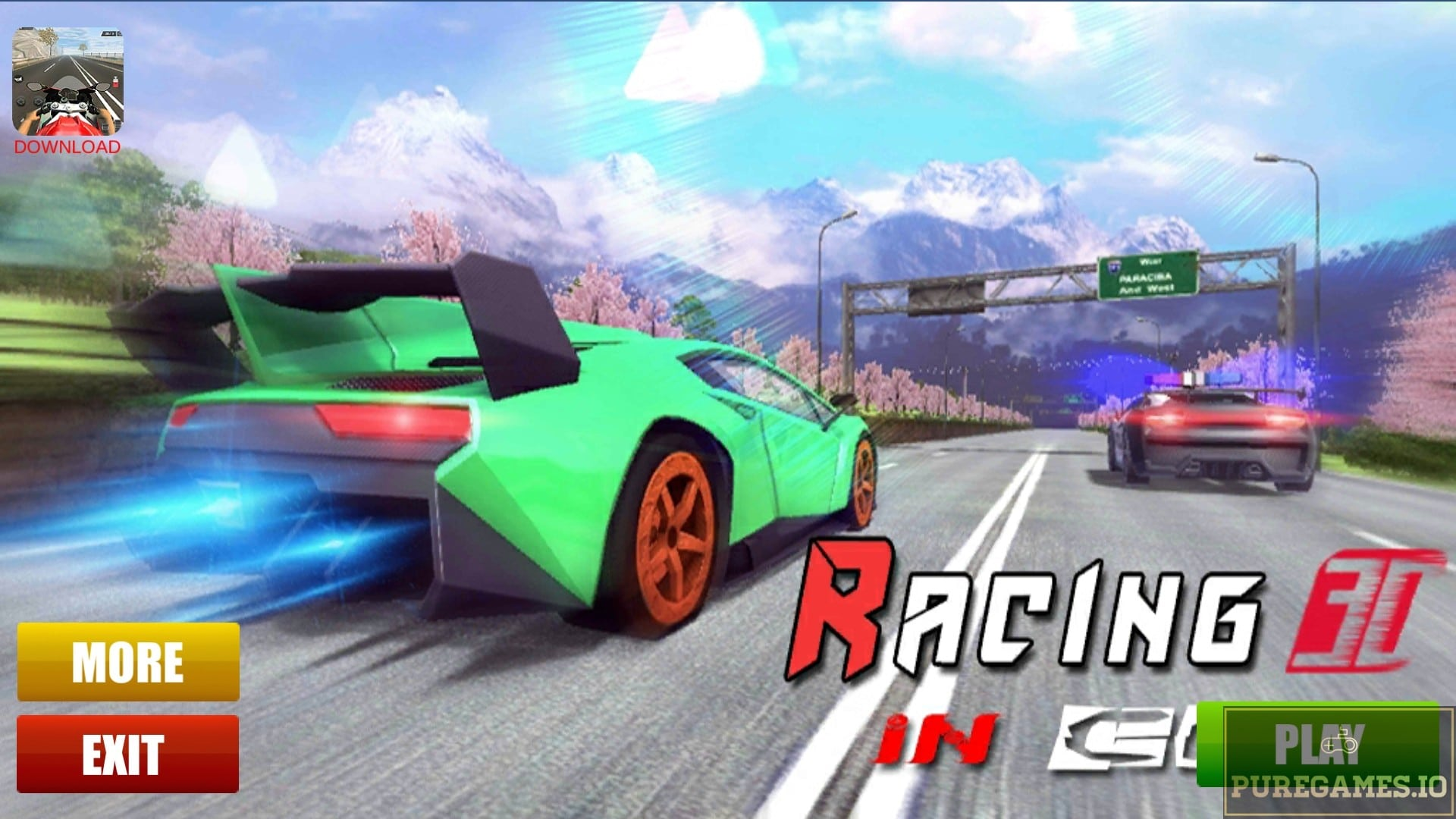 Download Racing In Car 3D APK - For Android 8