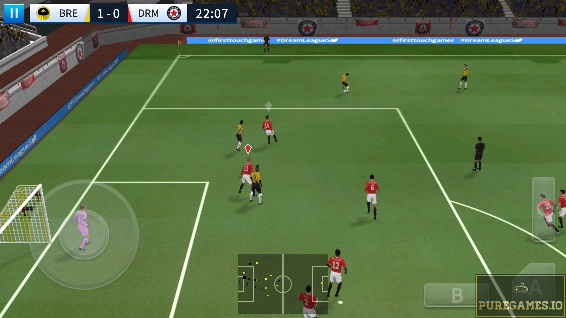 Download Dream League Soccer 2018 APK - For Android/iOS 2