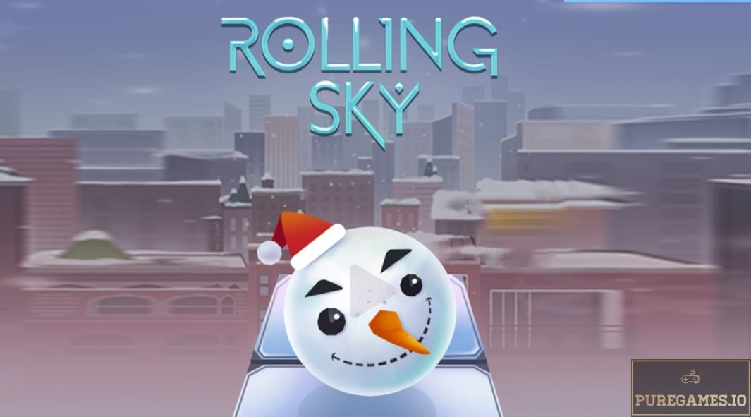 Download Scrolling Ball in Sky APK - For Android/iOS 11