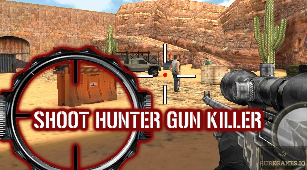 Download Shoot Hunter - Gun Killer APK - For Android/iOS 10