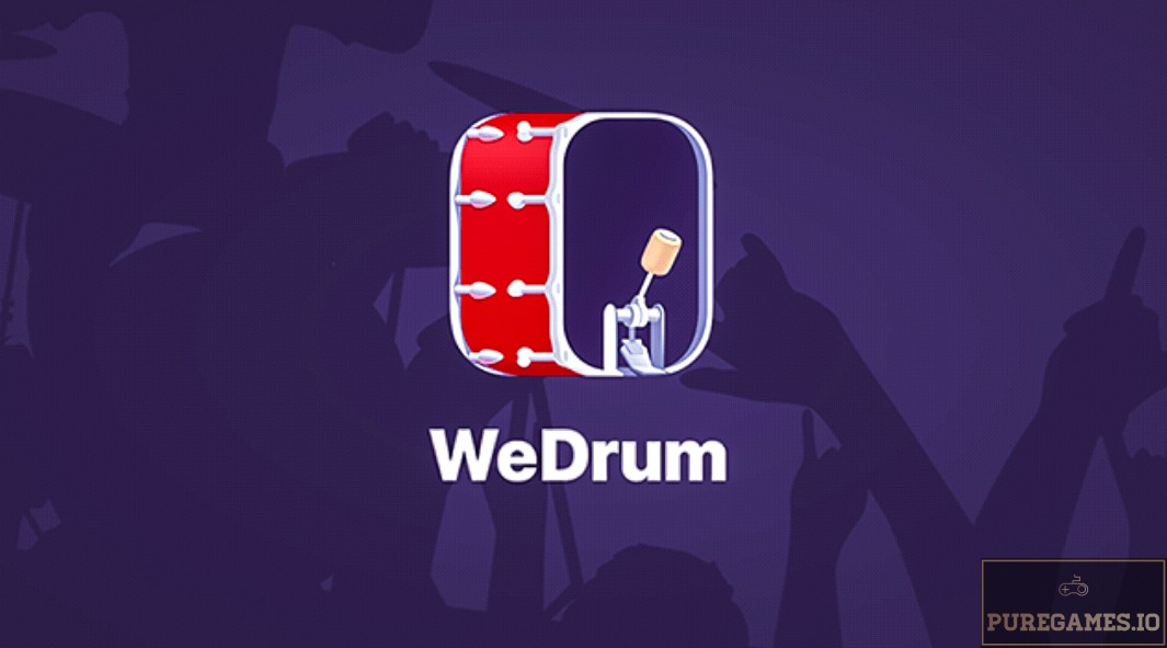 Download WeDrum: Drum Set Music Game & Drum Kit Simulator APK - For Android/iOS 6