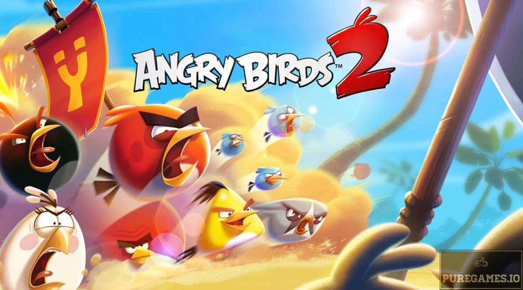 Download Angry Birds 2 APK - For Android/iOS 2