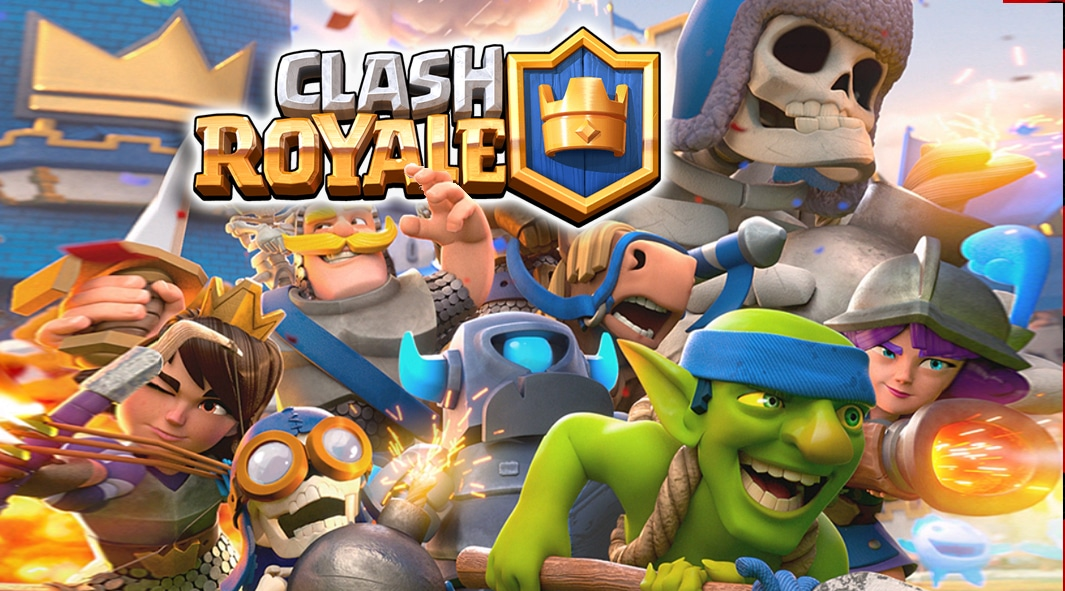 Download CLASH ROYALE APK - For Android/iOS 9