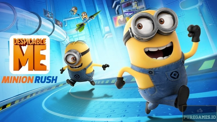 Download Minion Rush: Despicable Me Official Game APK for Android/iOS 3