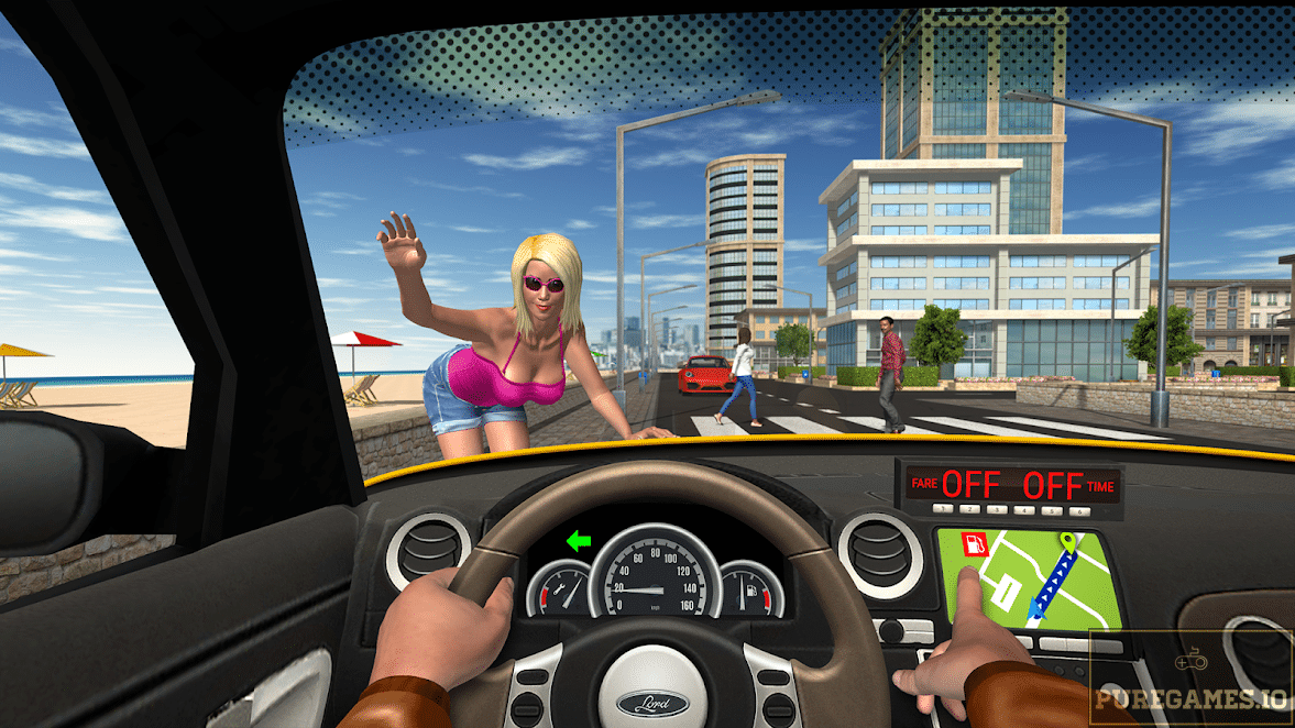 Download Taxi Game APK – For Android/iOS 6