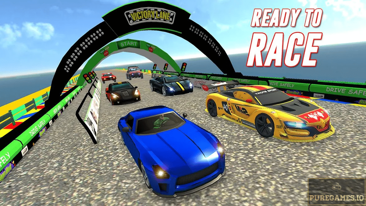 Download GT Racing Stunts: Tuner Car Driving APK – For Android/iOS 11