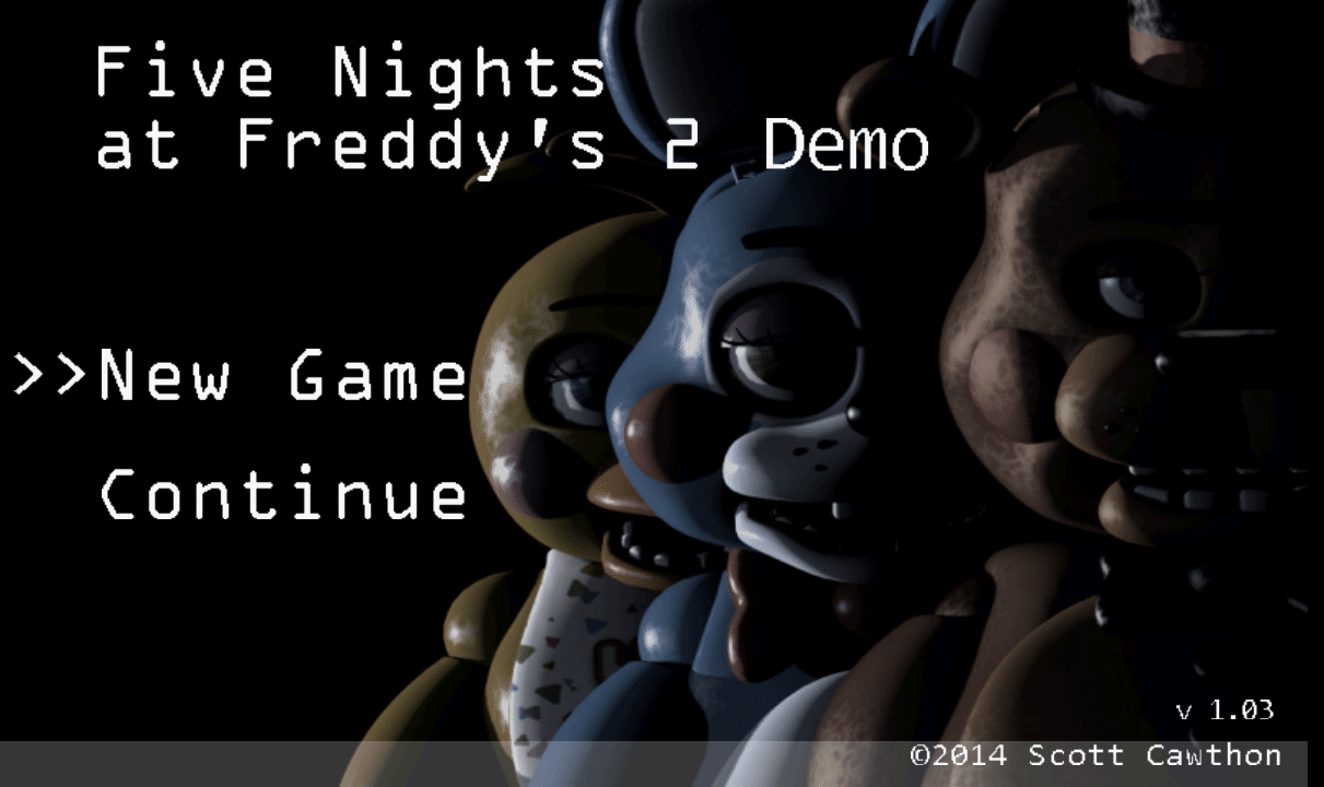 Download Five Nights at Freddy's 2 Demo APK for Android/iOS 5