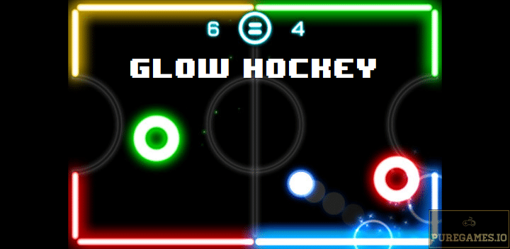 Download Glow Hockey APK for Android/iOS 8