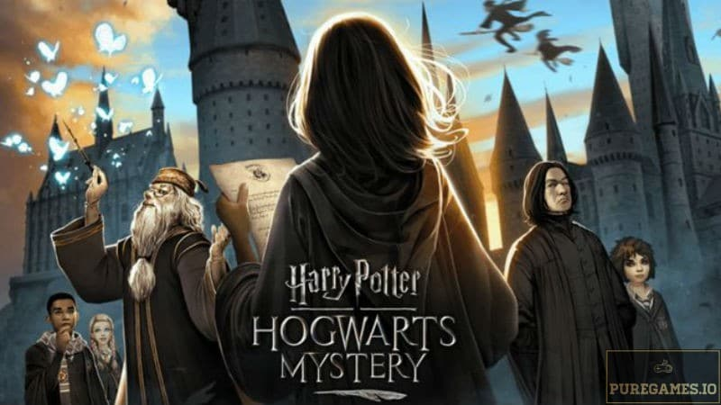 Download Harry Potter: Hogwarts Mystery for Android/iOS 11