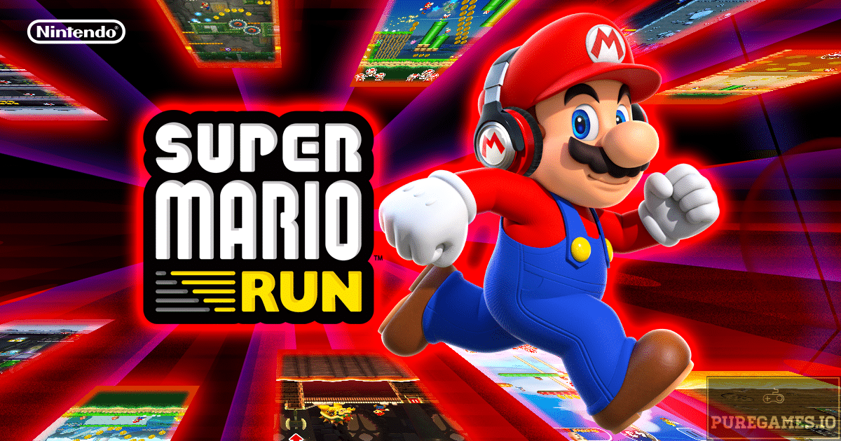 Download Super Mario Run APK – For Android/iOS 11
