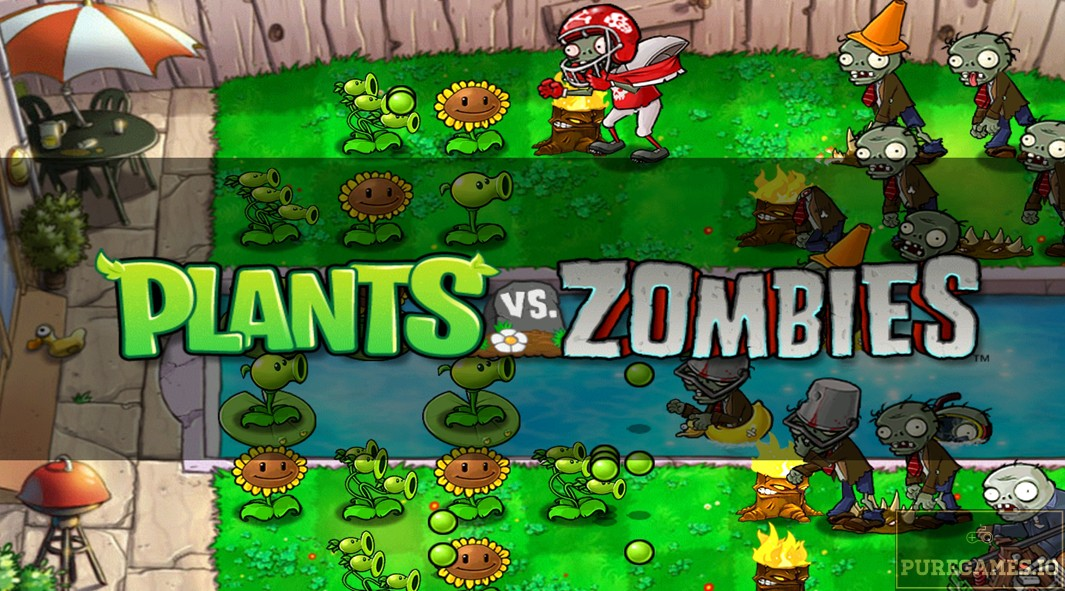 Download Plants Vs Zombies APK - For Android/iOS 8