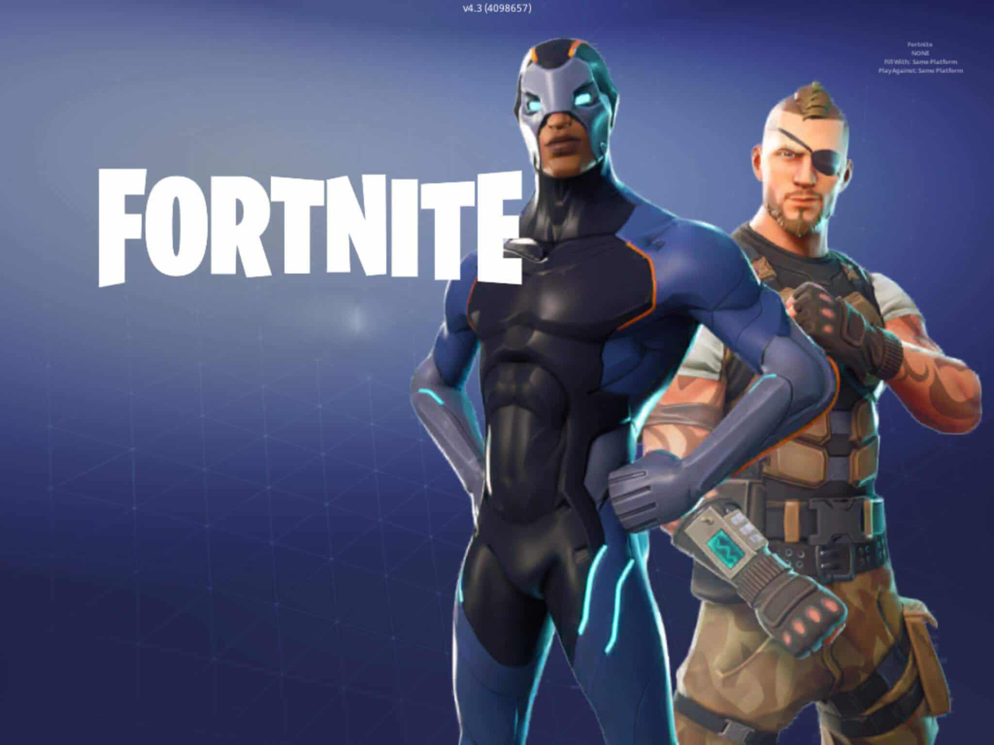 Sponsored Post: Download Fortnite Battle Royale For Android/iOS 5