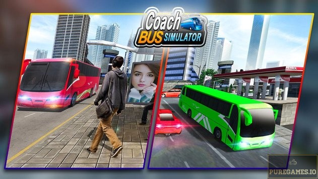 Download City Coach Bus Simulator 2018 APK for Android/iOS 5
