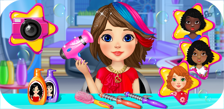 Hair Saloon - Spa Salon APK - Download for Android/iOS 6