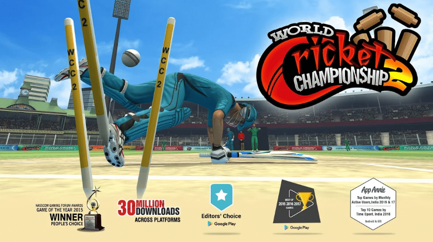 Download World Cricket Championship 2 APK for Android/iOS 10