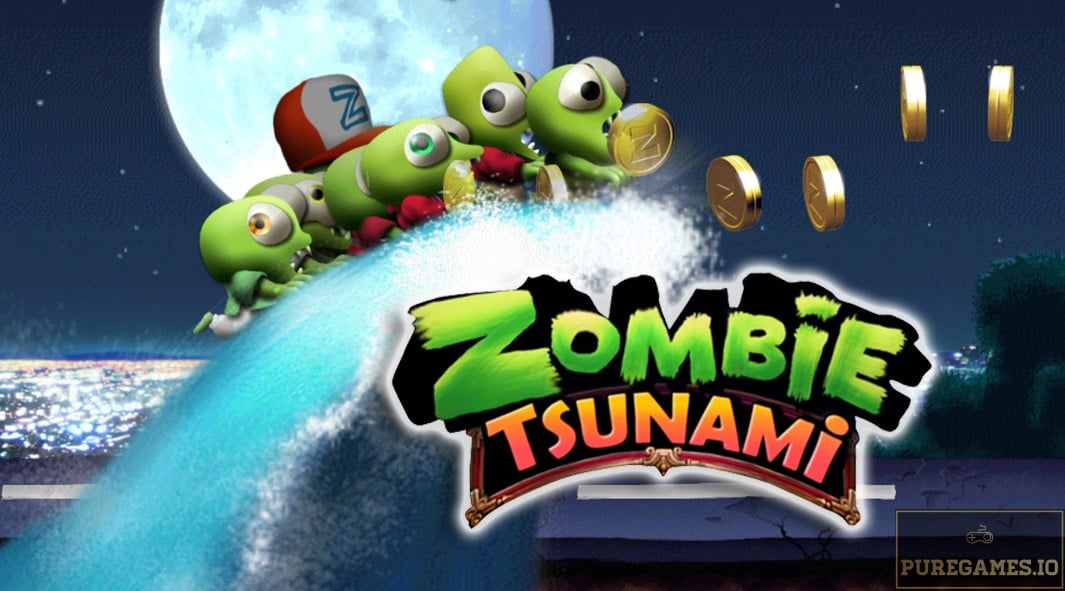 Download Zombie Tsunami APK - For Android/iOS 13