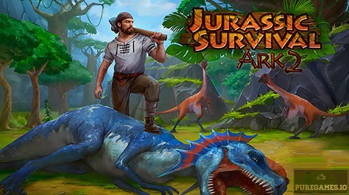Download Jurassic Survival Island: ARK 2 Evolve APK for Android/iOS 2