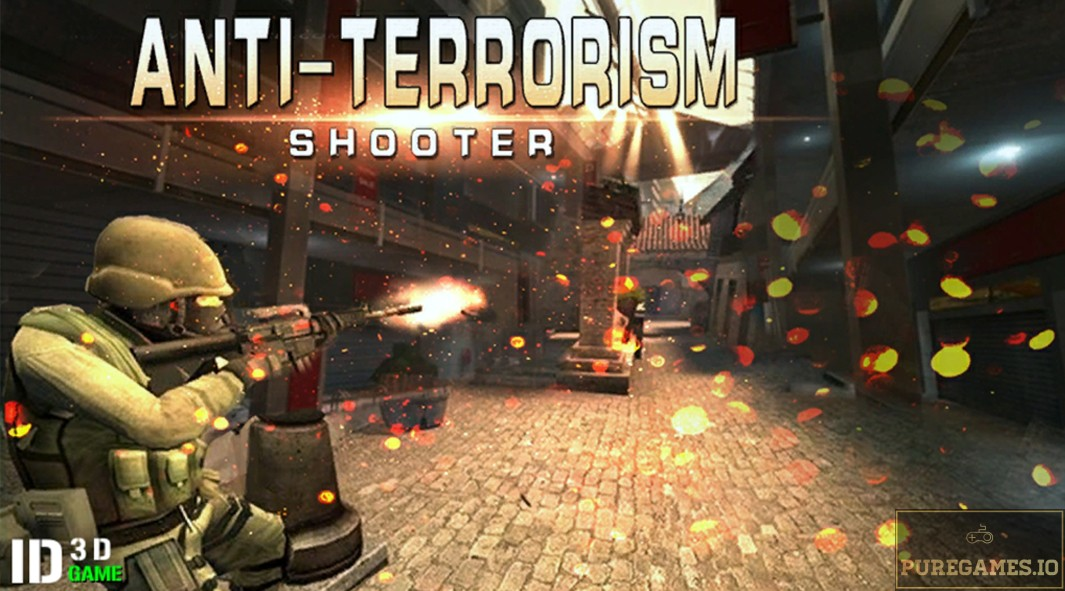 Download Anti-Terrorism Shooter MOD APK - For Android/iOS 5