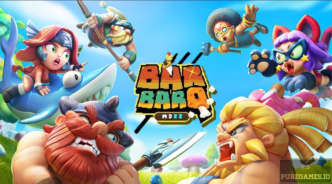 Download BarbarQ MOD APK - For Android/iOS 15
