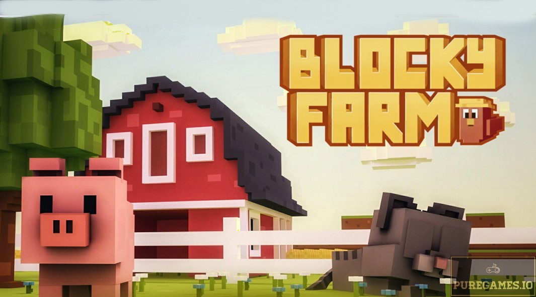 Download Blocky Farm MOD APK - For Android/iOS 9