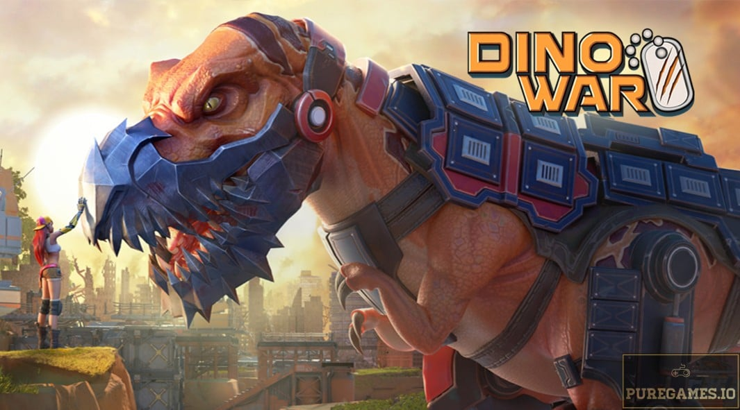 Download Dino War : Rise of Beasts MOD APK - For Android/iOS 8