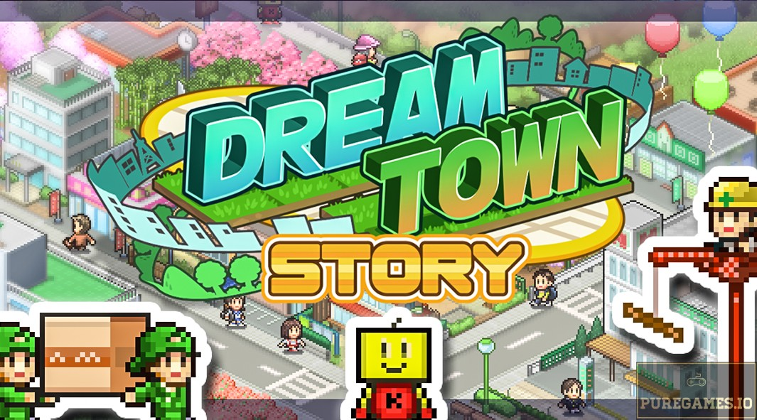 Download Dream Town Story MOD APK - For Android/iOS 4