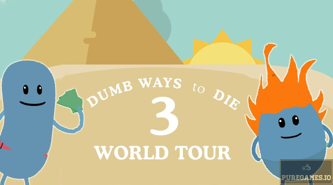 Download Dumb Ways To Die 3 : World Tour MOD APK - For Android/iOS 7