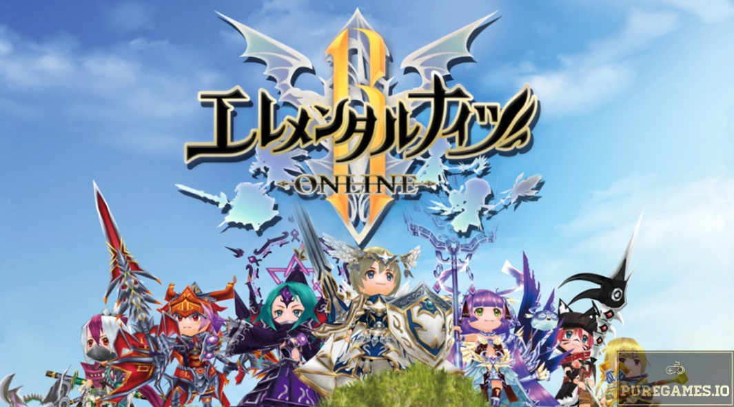 Download RPG Elemental Knights R MOD APK - For Android/iOS 5